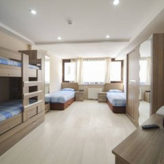 Отель Nil Academic Стандартный номер разные типы кроватей фото 11