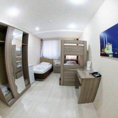 Отель Nil Academic Стандартный номер разные типы кроватей