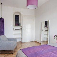 Отель Am Pavillon, Bed&Breakfast 3* Стандартный номер с различными типами кроватей