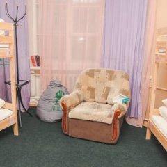 Velikiy Hostel Кровать в общем номере двухъярусные кровати фото 10