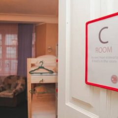 Velikiy Hostel Кровати в общем номере с двухъярусными кроватями фото 5