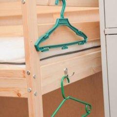 Velikiy Hostel Кровать в общем номере двухъярусные кровати