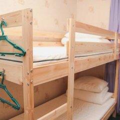 Velikiy Hostel Кровать в общем номере двухъярусные кровати фото 13