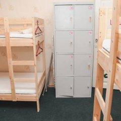 Velikiy Hostel Кровати в общем номере с двухъярусными кроватями фото 17