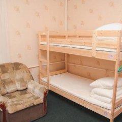 Velikiy Hostel Кровати в общем номере с двухъярусными кроватями фото 18