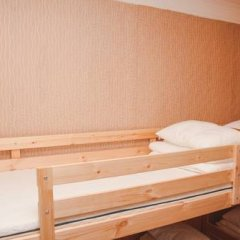 Velikiy Hostel Кровати в общем номере с двухъярусными кроватями фото 24