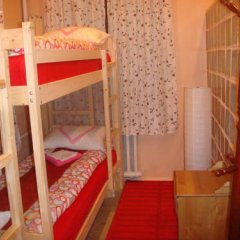 Hostel My Granny Кровать в общем номере с двухъярусной кроватью фото 9