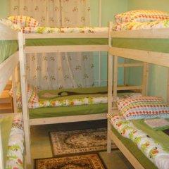 Hostel My Granny Кровать в общем номере с двухъярусной кроватью