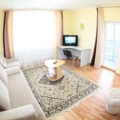 Апартаменты Второй Дом Екатеринбург Апартаменты с разными типами кроватей фото 19