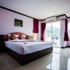 Отель 91 Residence Patong Beach 3* Улучшенный люкс с различными типами кроватей фото 5