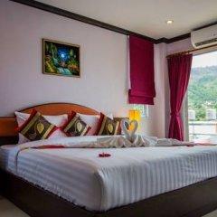 Отель 91 Residence Patong Beach 3* Улучшенный люкс с различными типами кроватей фото 4