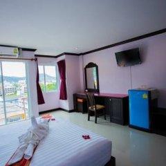Отель 91 Residence Patong Beach 3* Улучшенный люкс с различными типами кроватей фото 6