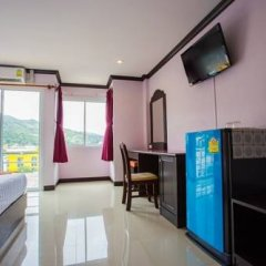 Отель 91 Residence Patong Beach 3* Улучшенный люкс с различными типами кроватей фото 3