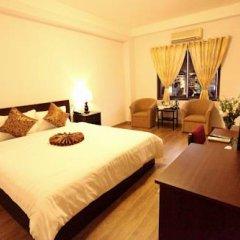 Hanoi Golden Hotel 3* Номер Делюкс с различными типами кроватей фото 20
