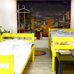 Хостел Правильный Выбор Кровати в общем номере с двухъярусными кроватями фото 11