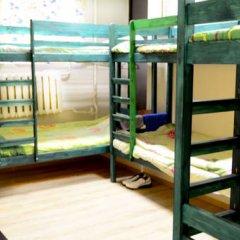Хостел Правильный Выбор Кровати в общем номере с двухъярусными кроватями фото 7