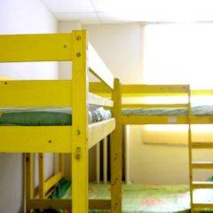 Хостел Правильный Выбор Кровати в общем номере с двухъярусными кроватями фото 8