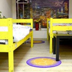 Хостел Правильный Выбор Кровати в общем номере с двухъярусными кроватями