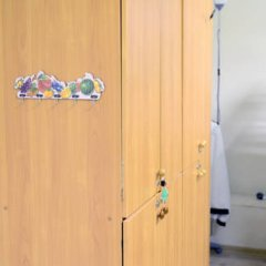 Хостел Правильный Выбор Кровати в общем номере с двухъярусными кроватями фото 10