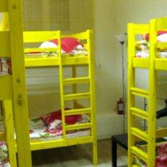 Хостел Правильный Выбор Кровати в общем номере с двухъярусными кроватями фото 12