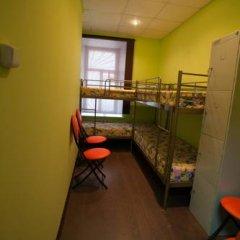Гостиница Myasnitskaya 41 Кровать в общем номере двухъярусные кровати фото 3