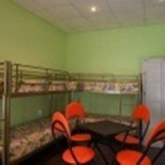 Гостиница Myasnitskaya 41 Кровать в общем номере двухъярусные кровати