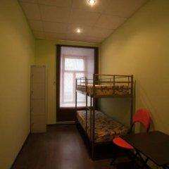 Гостиница Myasnitskaya 41 Кровать в общем номере двухъярусные кровати фото 9