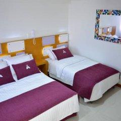 Hotel San Antonio Plaza 3* Стандартный номер с различными типами кроватей фото 8