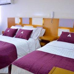 Hotel San Antonio Plaza 3* Стандартный номер с различными типами кроватей фото 7