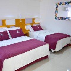 Hotel San Antonio Plaza 3* Стандартный номер с различными типами кроватей