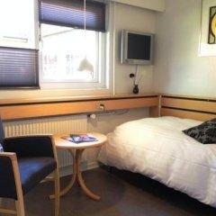 Отель Hornstrup Kursuscenter Стандартный номер с различными типами кроватей фото 8