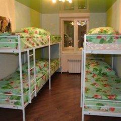 Hostel Matryoshka and Mishka Кровать в общем номере двухъярусные кровати фото 3