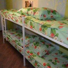 Hostel Matryoshka and Mishka Кровать в общем номере двухъярусные кровати фото 4