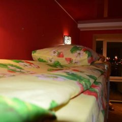 Hostel Matryoshka and Mishka Кровать в общем номере двухъярусные кровати фото 2