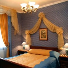 Гостиница Akvamarin Guest House Стандартный семейный номер разные типы кроватей