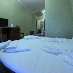 Парк-Отель Прага Стандартный номер с двуспальной кроватью фото 9