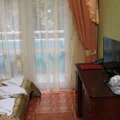 Парк-Отель Прага Стандартный номер с двуспальной кроватью фото 7