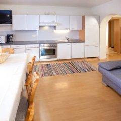 Отель Landhaus Gudrun 2* Апартаменты с различными типами кроватей фото 23