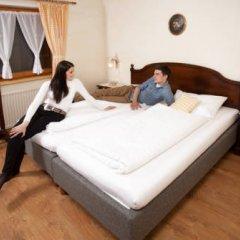 Отель Landhaus Gudrun 2* Апартаменты с различными типами кроватей фото 8