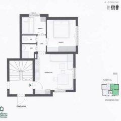 Отель Landhaus Gudrun 2* Апартаменты с различными типами кроватей фото 5