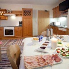 Отель Landhaus Gudrun 2* Апартаменты с различными типами кроватей фото 10