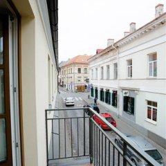 Апартаменты Vilnius Apartments & Suites - Užupis Студия с различными типами кроватей фото 3