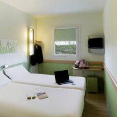 Отель Ibis Budget Madrid Centro Las Ventas Стандартный номер с 2 отдельными кроватями
