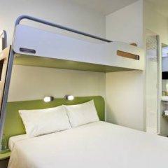 Отель Ibis Budget Madrid Centro Las Ventas Стандартный номер с различными типами кроватей фото 6