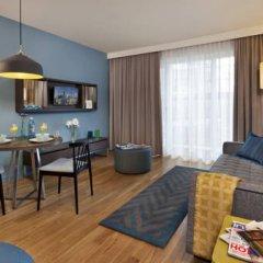 Отель Citadines City Centre Frankfurt 3* Апартаменты с различными типами кроватей фото 2