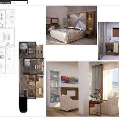 Отель Nirvana Lagoon Villas Suites & Spa 5* Люкс повышенной комфортности с различными типами кроватей фото 8