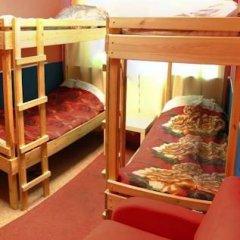 Хостел Ливадия на Заневском Кровать в общем номере с двухъярусной кроватью фото 5