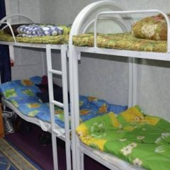 Хостел Ливадия на Заневском Кровать в общем номере с двухъярусной кроватью фото 4