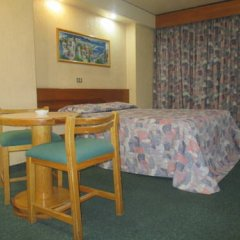 Hotel Hidalgo Стандартный номер фото 5