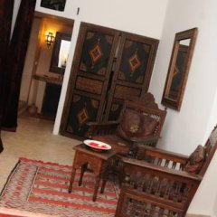 Отель Riad Dar Bennani 2* Стандартный номер с различными типами кроватей фото 16